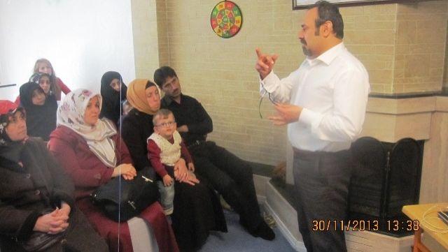 Aileleri Bilgilendirme Seminerleri
