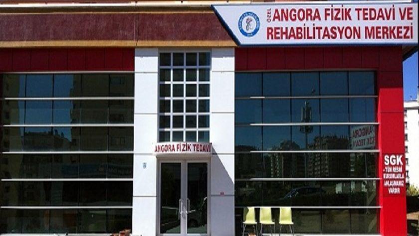 Angora Fizik Tedavi ve Reh. Merkezi - Ankara