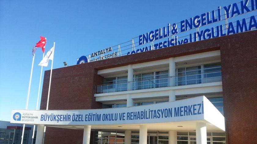 Antalya Büyükşehir Belediyesi Özel Eğitim ve Reh. Merkezi