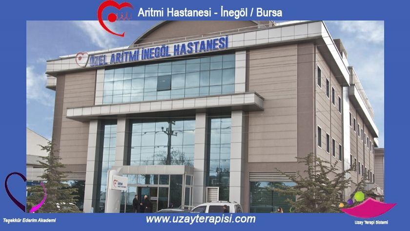 Aritmi Hastanesi - İnegöl / Bursa