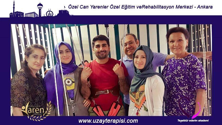 Can Yarenler Özel Eğitim ve Reh. Merkezi - Ankara
