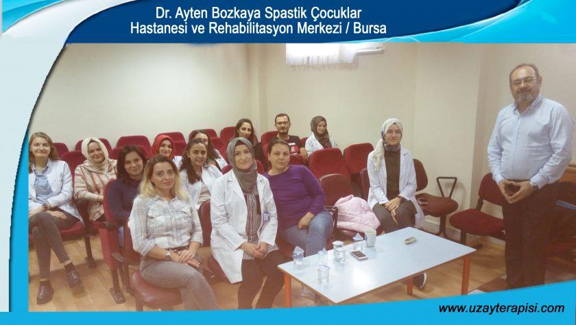 Dr. Ayten Bozkaya Hastanesi ve Rehabilitasyon Merkezi