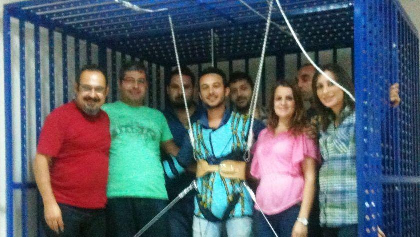 Engellilere 'uzay terapisi' - Yeniçağ Gazatesi
