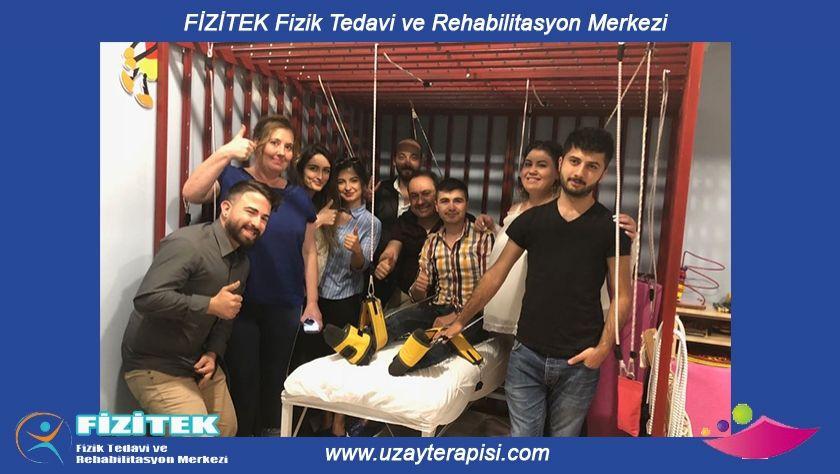 FİZİTEK Fizik Ted. ve Reh. Merkezi - Ankara