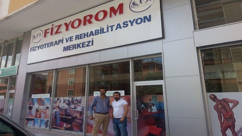 Fizyorom Fizik Tedavi ve Rehabilitasyon Merkezi - Van