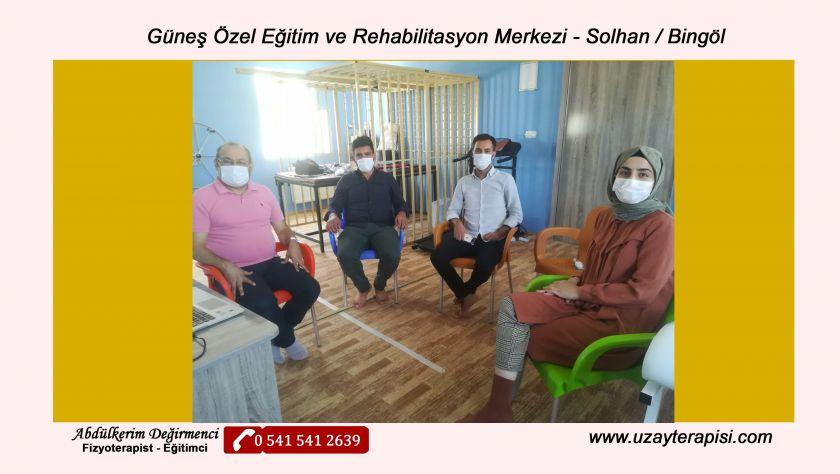 Güneş Özel Eğitim ve Rehabilitasyon Merkezi - Solhan / Bingöl
