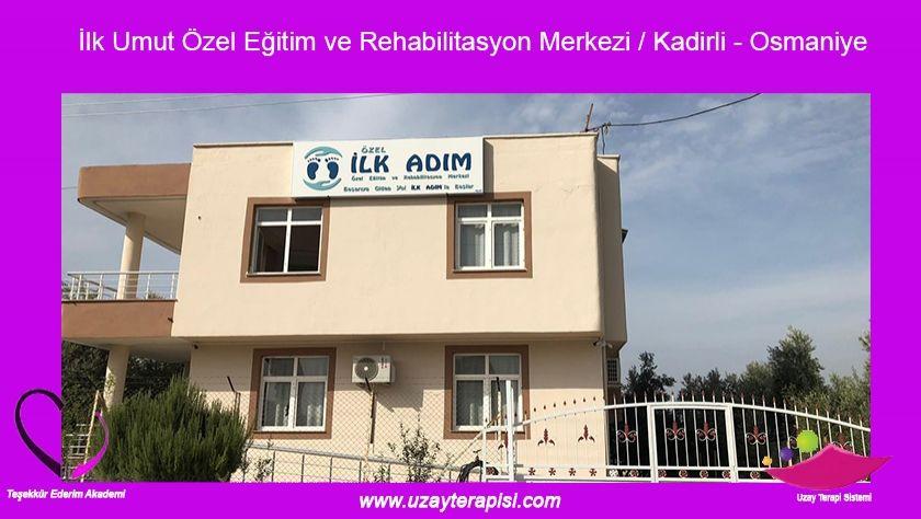 İlk Adım Özel Eğitim ve Reh. Merkezi - Kadirli / Osmaniye