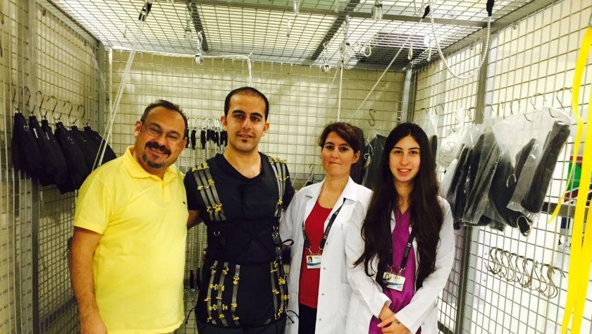 İstanbul Uzay Terapi Sistemi Eğitim 11 Ekim 2015