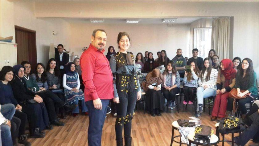 Karabük Üniversitesi Uzay Terapisi Kursu