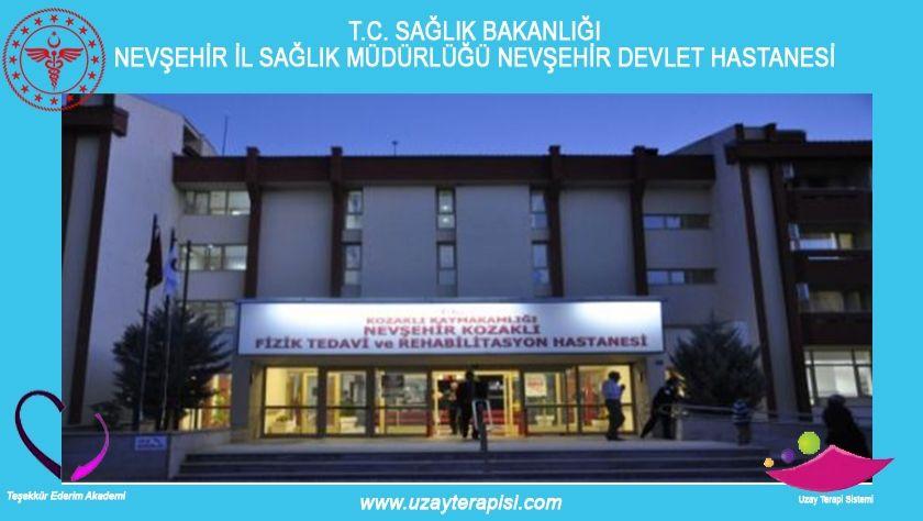 Kozaklı Fizik Tedavi ve Rehabilitasyon Hastanesi