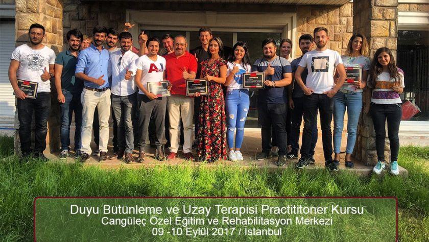 Kurumsal Temelli Uzay Terapisi ve Duyu Bütünleme Kursu - İstanbul