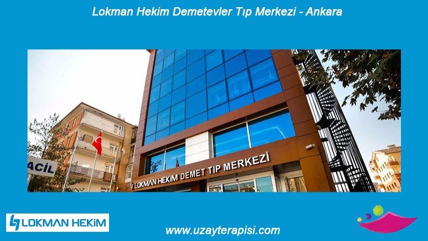 Lokman Hekim Demetevler Tıp Merkezi - Ankara