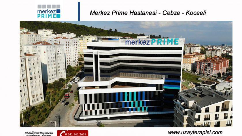 Merkez Prime Hastanesi - Gebze