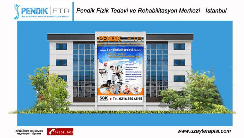 Pendik Fizik Tedavi ve Rehabilitasyon Merkezi