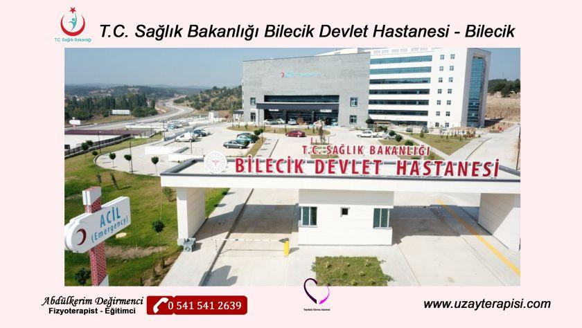 Türkiye Cumhuriyeti Sağlık Bakanlığı Bilecik Devlet hastanesi