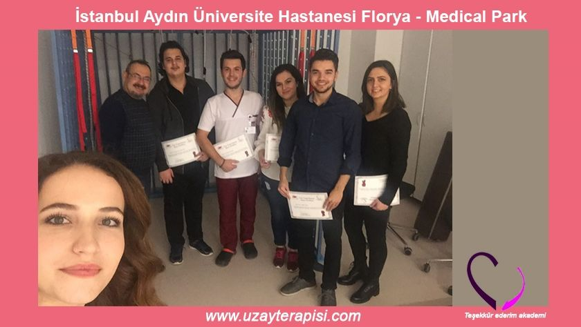 İstanbul Aydın Üniversite Hastanesi Florya - Medical Park