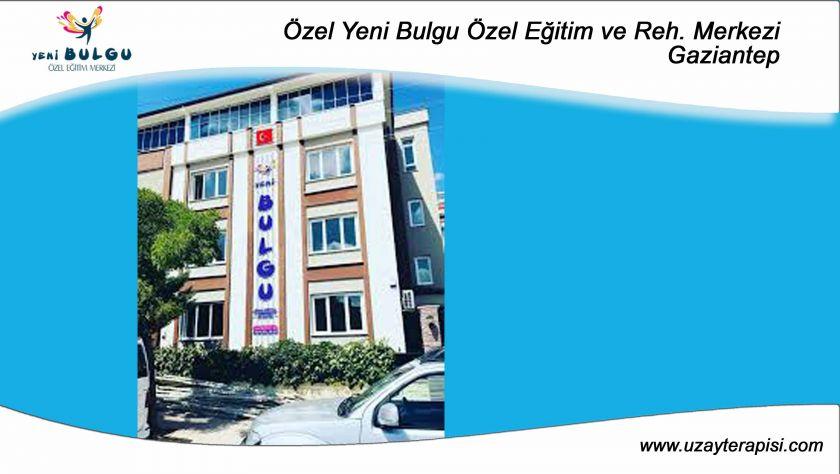 Yeni Bulgu Özel Eğitim ve Reh. Merkezi