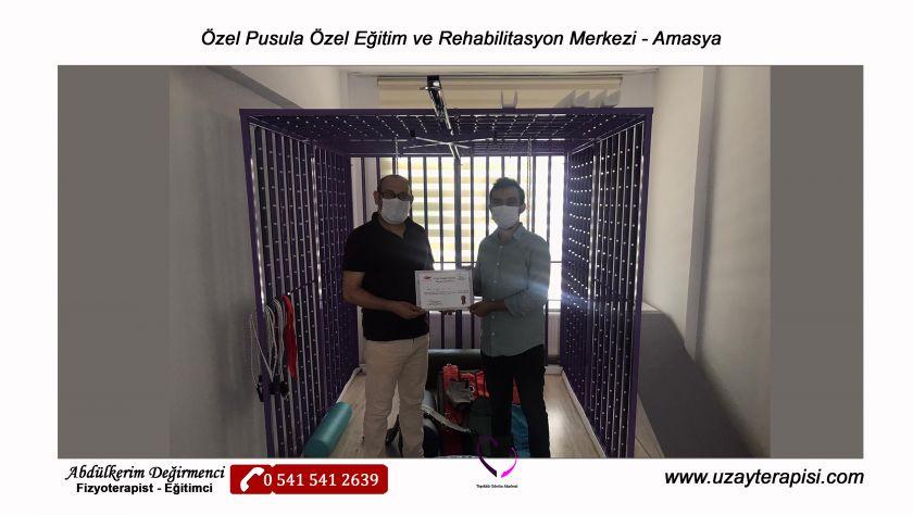 Pusula Özel Eğitim ve Rehabilitasyon Merkezi - Amasya