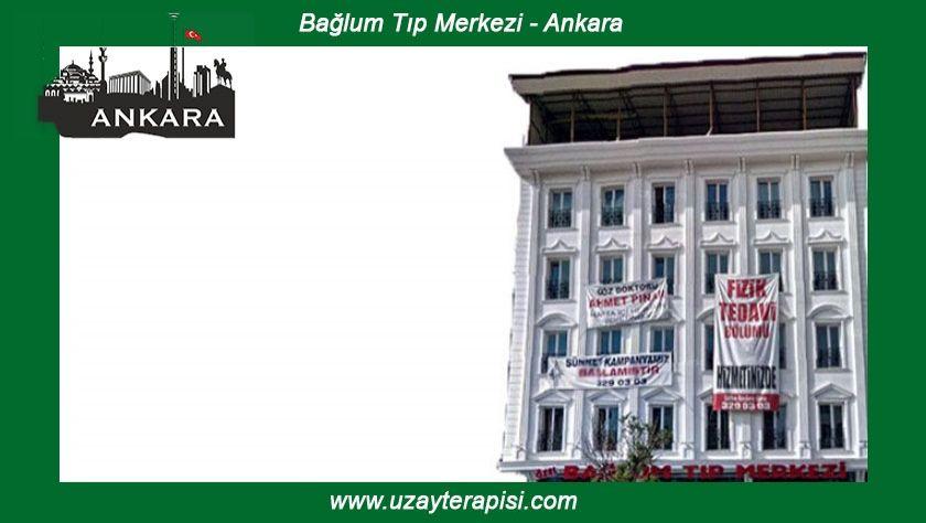Bağlum Tıp Merkezi - Ankara