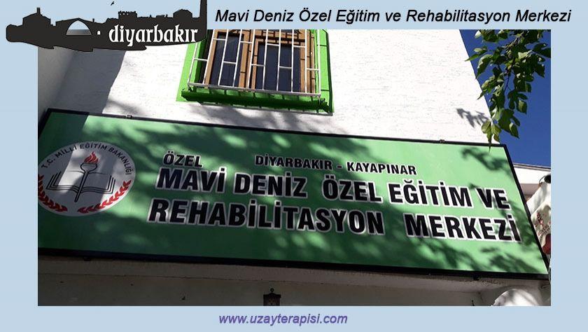 Mavi Deniz Özel Eğitim ve Reh. Merkezi - Diyarbakır