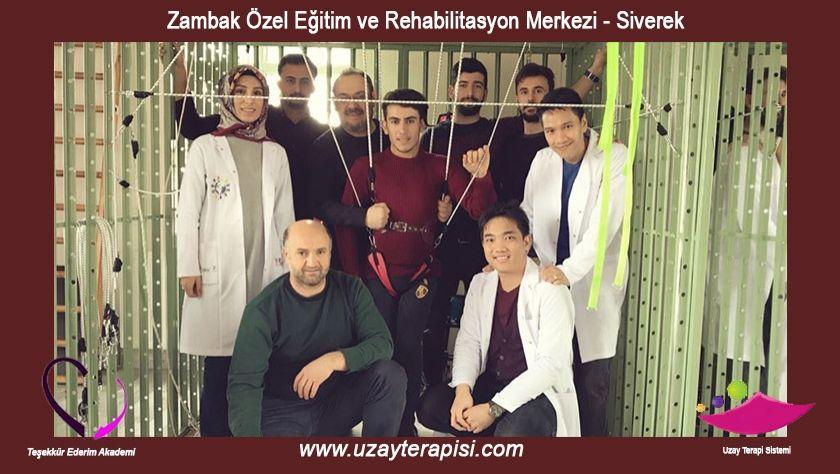 Zambak Özel Eğitim ve Rehabilitasyon Merkezi - Siverek